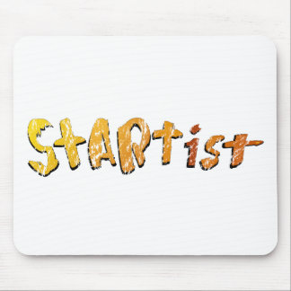 Mousepad StArt1st (seja o ø para vestir o #YaWNMoWeR)