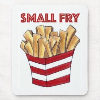 Mousepad Sucata Foodie do fast food das batatas fritas da