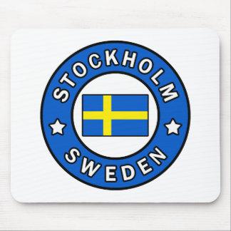 Mousepad Suecia de Éstocolmo