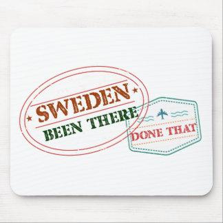 Mousepad Suecia feito lá isso