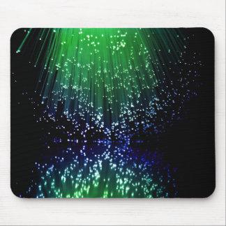 Mousepad Sumário da fibra óptica
