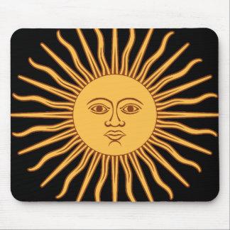 Mousepad Sun