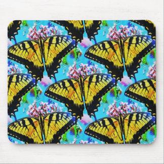 Mousepad Swallowtails abundante….