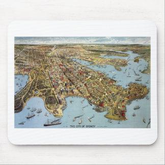 Mousepad Sydney 1888