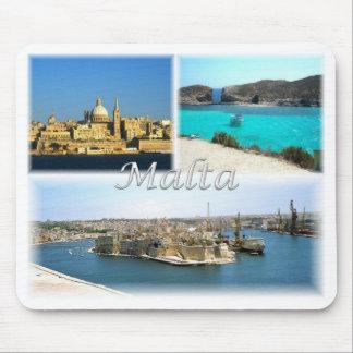 Mousepad TA Malta - Valletta -
