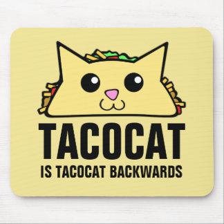 Mousepad Tacocat para trás