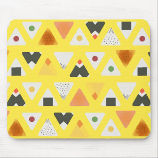 Mousepad Tapete do rato amarelo de ONIGIRI