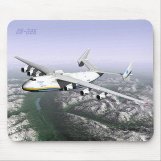 Mousepad Tapete do rato An-225