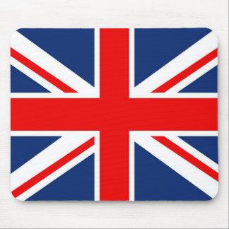 Mousepad Tapete do rato britânico da bandeira