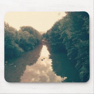 Mousepad Tapete do rato com foto do rio