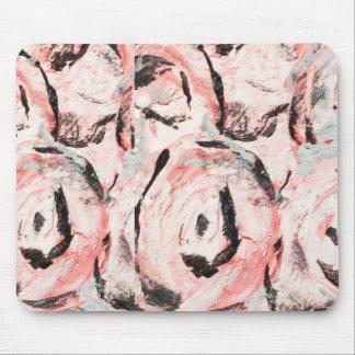 Mousepad Tapete do rato cor-de-rosa agradado