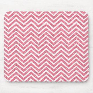 Mousepad Tapete do rato cor-de-rosa do Shimmer da faísca de