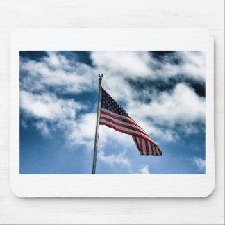 Mousepad Tapete do rato da bandeira americana