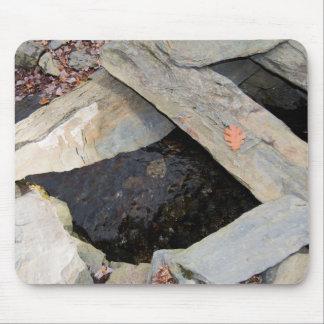 Mousepad Tapete do rato da formação de rocha