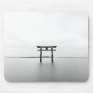 Mousepad Tapete do rato da porta de Torii