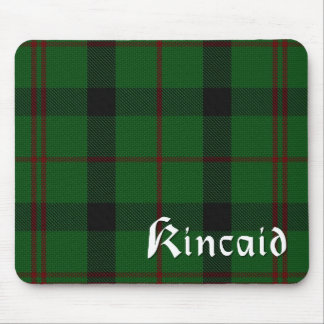 Mousepad Tapete do rato da xadrez de Tartan do clã de