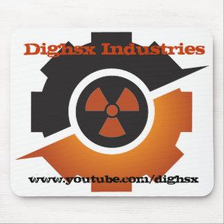 Mousepad Tapete do rato das indústrias de Dighsx