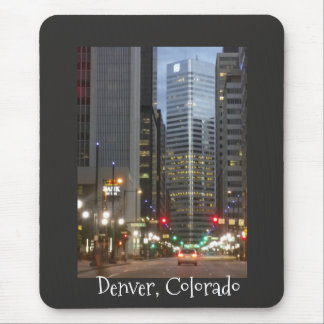 Mousepad Tapete do rato de Denver, Colorado