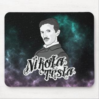 Mousepad Tapete do rato de Nikola Tesla