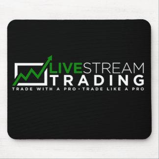 Mousepad Tapete do rato de troca de LiveStream