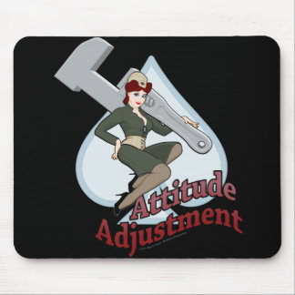 Mousepad Tapete do rato do ajuste da atitude de MechCorps