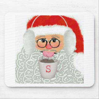 Mousepad Tapete do rato do computador do Natal