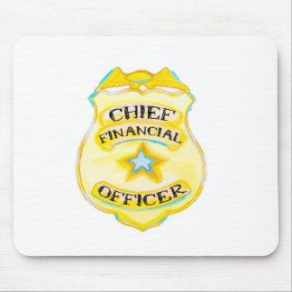 Mousepad Tapete do rato do Director Financeiro para o