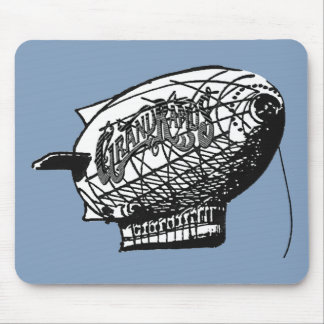 Mousepad Tapete do rato do Dirigible de Grand Rapids