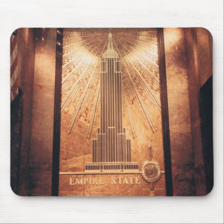 Mousepad Tapete do rato do Empire State Building