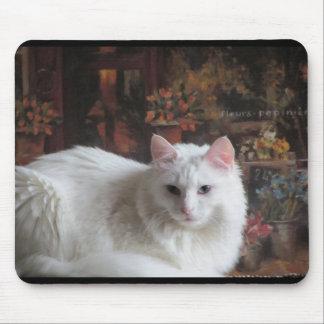 Mousepad tapete do rato do gato