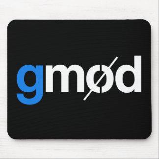 Mousepad Tapete do rato do jogo do logotipo de Gmod
