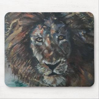 Mousepad Tapete do rato do leão