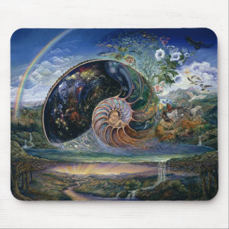 Mousepad Tapete do rato do nautilus