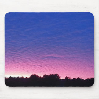 Mousepad Tapete do rato do por do sol