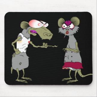 Mousepad Tapete do rato dos ratos