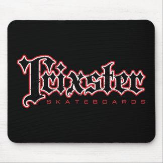 Mousepad Tapete do rato dos skates de Trixster