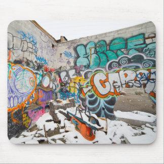 Mousepad Tapete do rato, estilo da rua, impressionante,