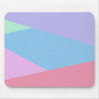 Mousepad Tapete do rato original das cores