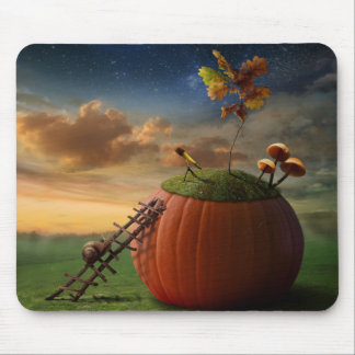 Mousepad Tapete do rato surreal do caracol do Stargazer