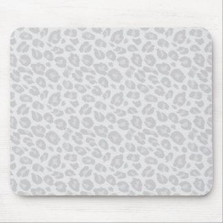 Mousepad Tapete do rato Tonal cinzento do impressão do