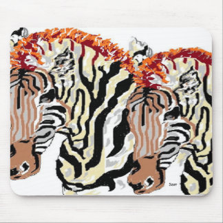 Mousepad Tapete do rato /Zebra