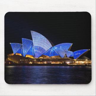 Mousepad Teatro da ópera Sydney Austrália