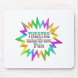 Mousepad Teatro mais divertimento