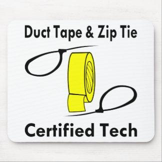 Mousepad Tecnologia certificada laço da fita adesiva & do