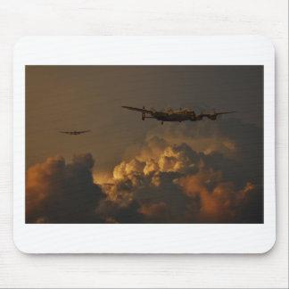 Mousepad TEMPESTADE do bombardeiro de Lancaster