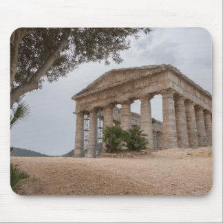 Mousepad Templo grego em Segesta, Sicília