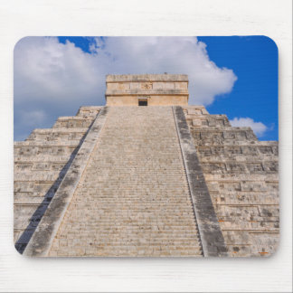 Mousepad Templo maia de Chichen Itza em México