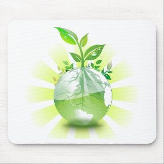 Mousepad Terra verde
