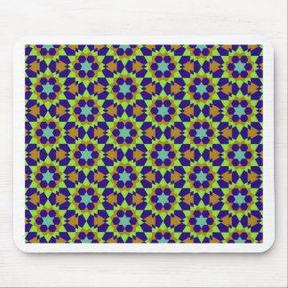 Mousepad teste padrão geométrico islâmico