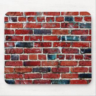 Mousepad Textura legal da parede de tijolo